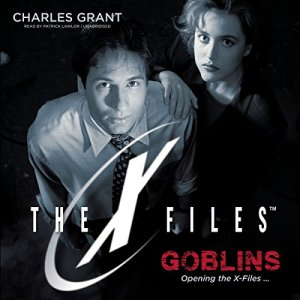 Goblins audiobook cover art