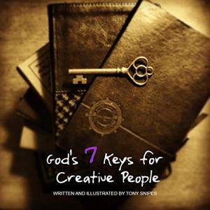 God's 7 Keys for Creative People audiobook cover art