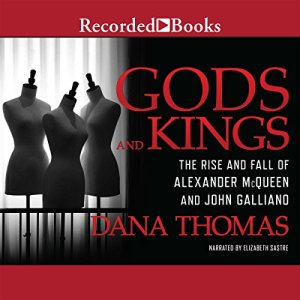 Gods and Kings audiobook cover art