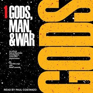 Gods: Sekret Machines audiobook cover art