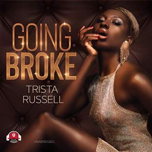 Going Broke audiobook cover art