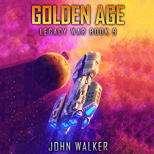 Golden Age audiobook cover art