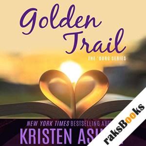 Golden Trail audiobook cover art