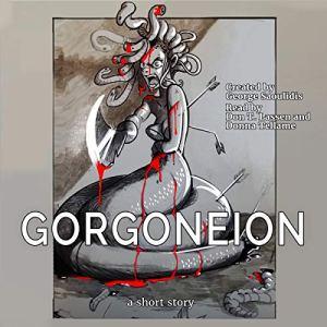 Gorgoneion audiobook cover art