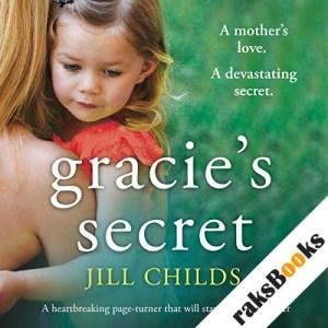 Gracie's Secret audiobook cover art