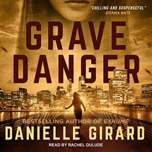 Grave Danger audiobook cover art