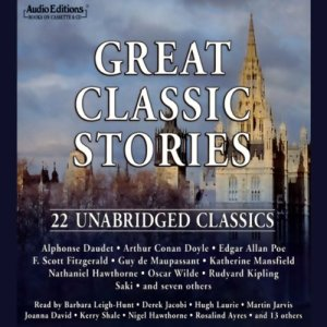 Great Classic Stories audiobook cover art