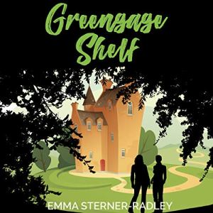 Greengage Shelf audiobook cover art