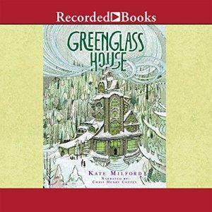 Greenglass House audiobook cover art