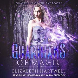 Guardians of Magic audiobook cover art