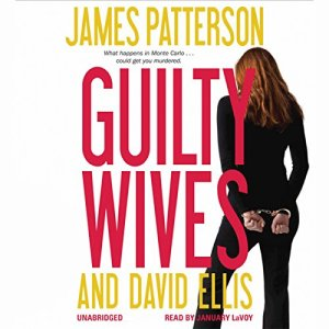 Guilty Wives audiobook cover art