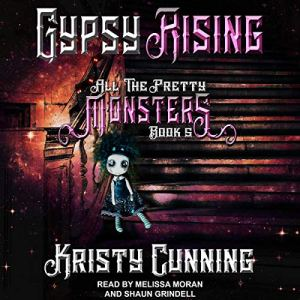 Gypsy Rising audiobook cover art