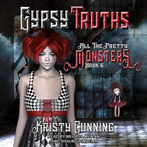 Gypsy Truths audiobook cover art