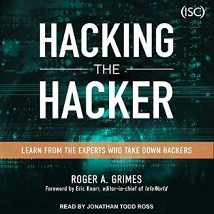 Hacking the Hacker audiobook cover art