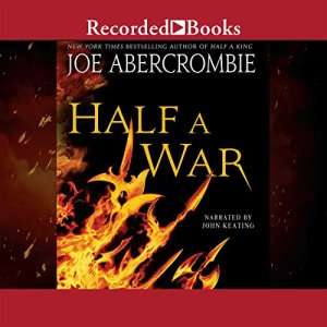Half a War audiobook cover art