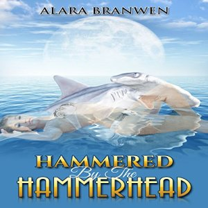 Hammered by the Hammerhead audiobook cover art