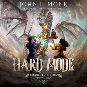 Hard Mode audiobook cover art
