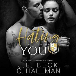 Hating You audiobook cover art