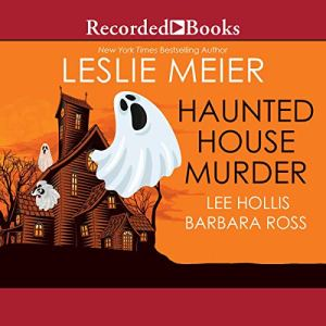 Haunted House Murder audiobook cover art