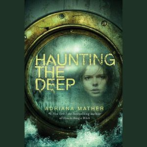 Haunting the Deep audiobook cover art