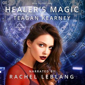 Healer's Magic audiobook cover art