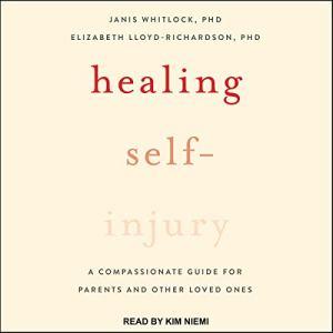 Healing Self-Injury audiobook cover art