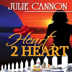 Heart 2 Heart audiobook cover art