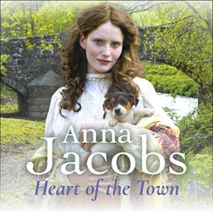 Heart of the Town audiobook cover art