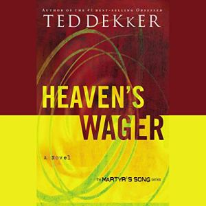 Heaven's Wager audiobook cover art