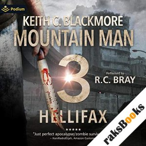 Hellifax audiobook cover art