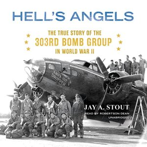 Hell's Angels audiobook cover art
