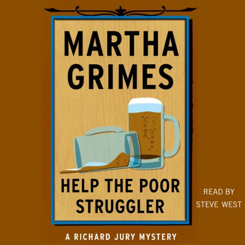 Help the Poor Struggler audiobook cover art