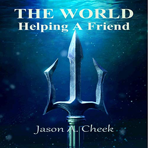Helping a Friend audiobook cover art