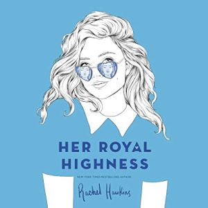 Her Royal Highness audiobook cover art