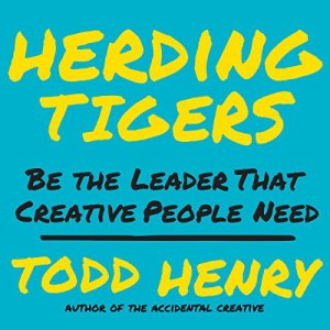 Herding Tigers audiobook cover art