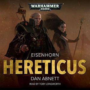 Hereticus audiobook cover art