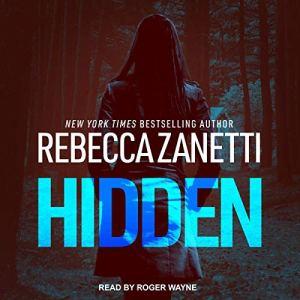 Hidden audiobook cover art