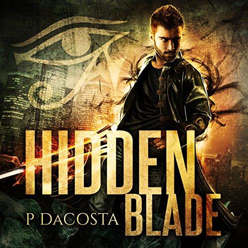 Hidden Blade audiobook cover art