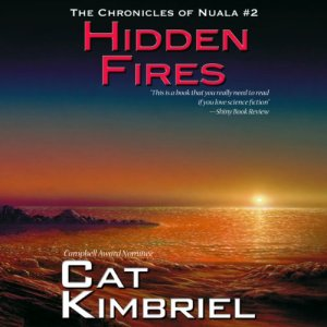 Hidden Fires audiobook cover art