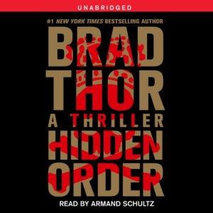 Hidden Order audiobook cover art