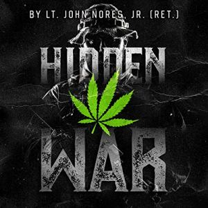 Hidden War audiobook cover art