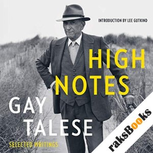 High Notes audiobook cover art