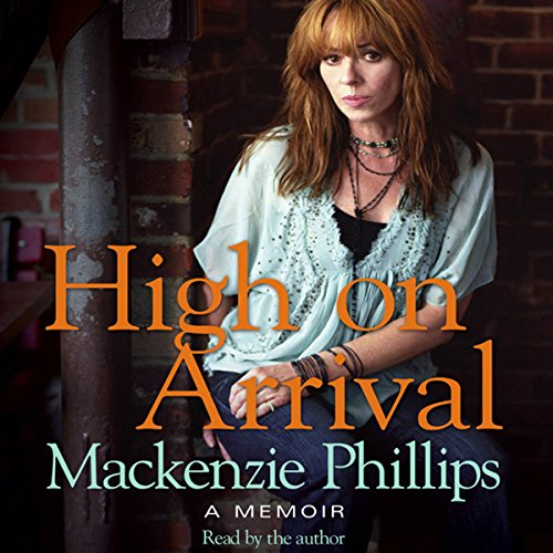 High on Arrival audiobook cover art