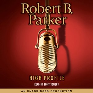 High Profile audiobook cover art