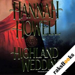 Highland Wedding audiobook cover art