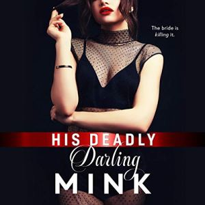 His Deadly Darling audiobook cover art