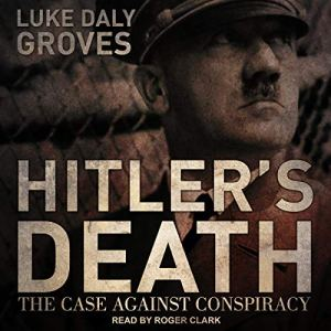 Hitler's Death audiobook cover art