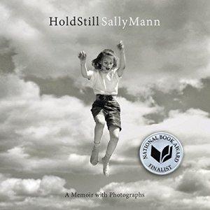 Hold Still audiobook cover art