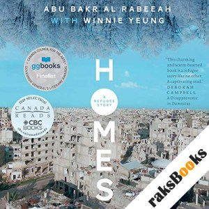Homes audiobook cover art