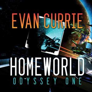 Homeworld audiobook cover art
